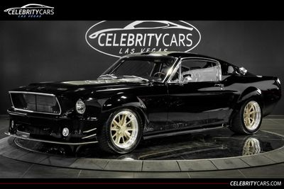 1968 Ford Mustang Fastback Dynacorn (2016 SPCN 1968 FORD) Coupe