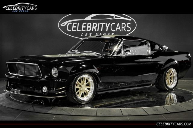 Ford Mustang Fastback >> 1968 Used Ford Mustang Fastback Dynacorn 2016 Spcn 1968 Ford At Celebrity Cars Las Vegas Nv Iid 17457528