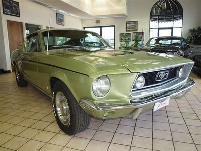 1968 Ford Mustang GT SOLD