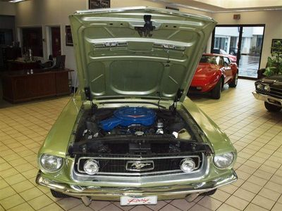 1968 Ford Mustang GT SOLD - Click to see full-size photo viewer