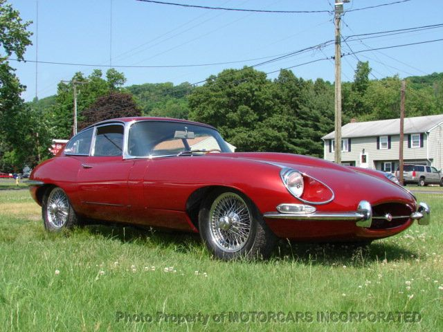 1968 Jaguar S1.5 E-TYPE FHC JAGUAR E-TYPE FIXED HEAD COUPE - 17837363 - 1