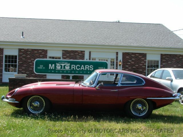1968 Jaguar S1.5 E-TYPE FHC JAGUAR E-TYPE FIXED HEAD COUPE - 17837363 - 24