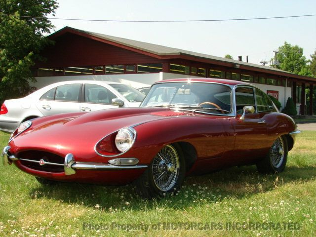 1968 Jaguar S1.5 E-TYPE FHC JAGUAR E-TYPE FIXED HEAD COUPE - 17837363 - 4