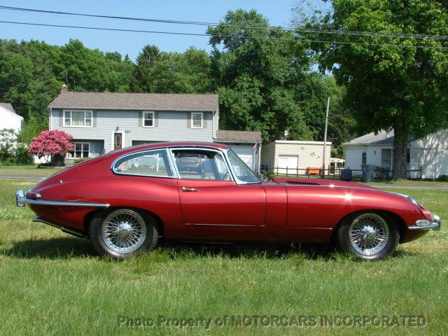 1968 Jaguar S1.5 E-TYPE FHC JAGUAR E-TYPE FIXED HEAD COUPE - 17837363 - 8