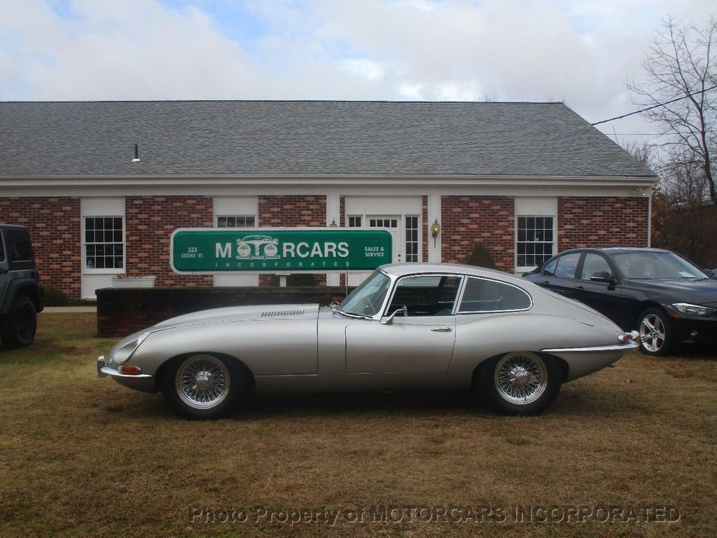 1968 Jaguar S1.5 E-TYPE FHC SERIES 1.5 JAGUAR E-TYPE  - 18500405 - 25