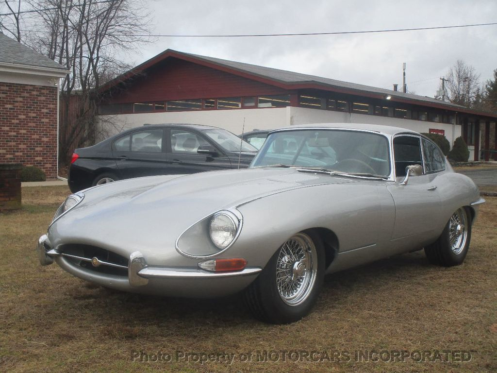 1968 Jaguar S1.5 E-TYPE FHC SERIES 1.5 JAGUAR E-TYPE  - 18500405 - 3