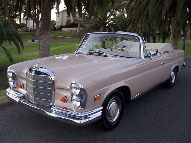 1968 used mercedes benz 250se cabriolet at cardiff classics serving encinitas iid 3495589. Black Bedroom Furniture Sets. Home Design Ideas