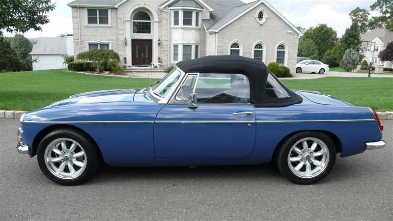 MG MGB RESTORED SHOW CAR Convertible For Sale Ramsey NJ - Mg car show