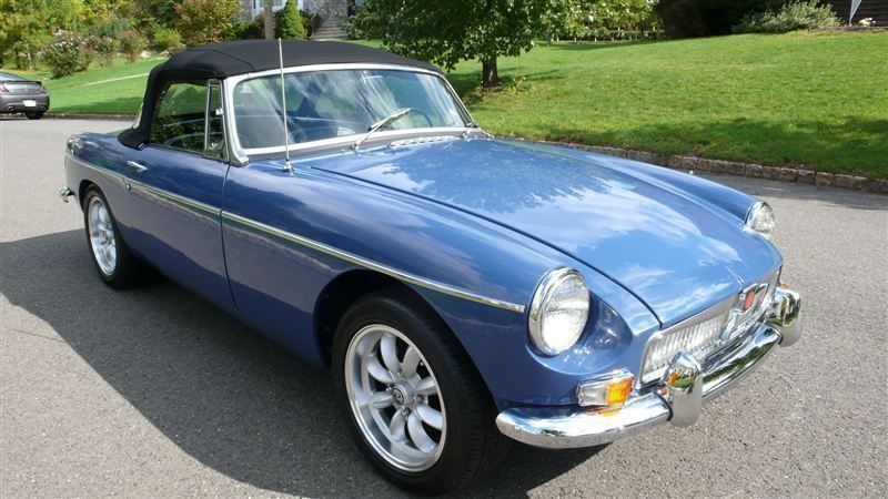 1968 MG MGB RESTORED SHOW CAR - 7795495 - 1