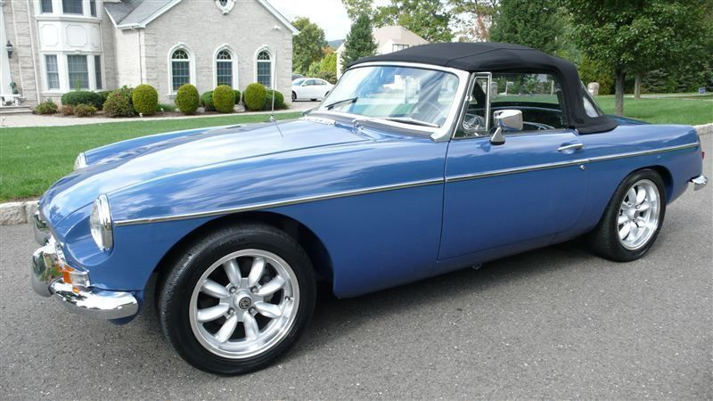 1968 MG MGB RESTORED SHOW CAR - 7795495 - 3