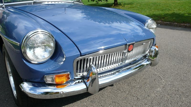 1968 MG MGB RESTORED SHOW CAR - 7795495 - 6