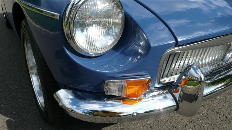 1968 MG MGB RESTORED SHOW CAR - 7795495 - 7