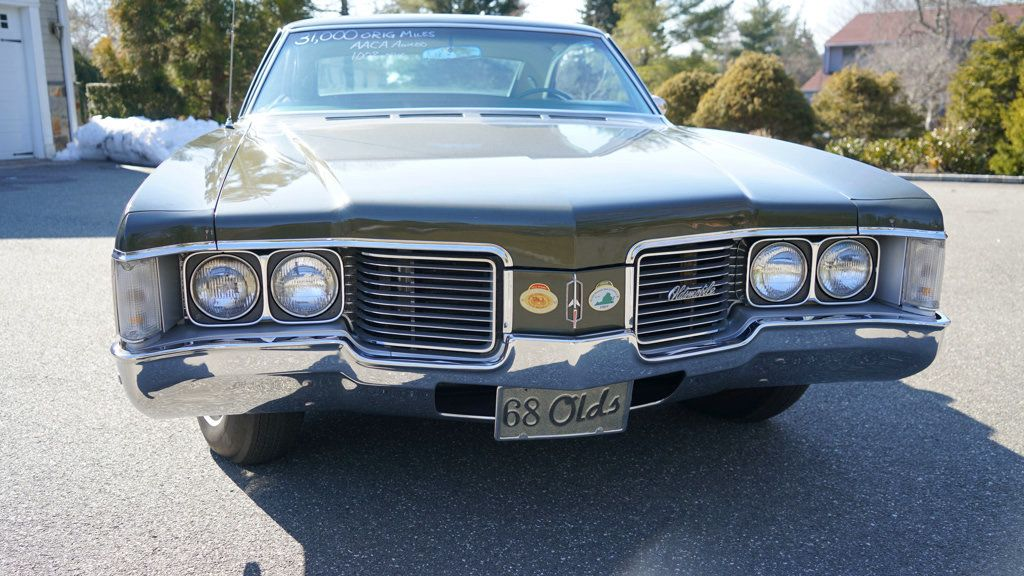 1968 Used Oldsmobile Delta 88 Holiday Coupe At Webe Autos Serving