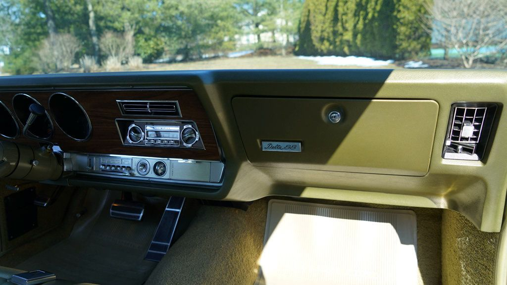 1968 Used Oldsmobile Delta 88 Holiday Coupe at WeBe Autos Serving Long  Island, NY, IID 18875944
