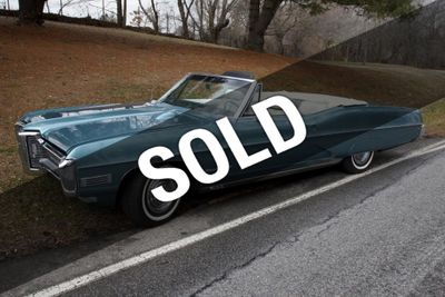 1968 Pontiac Bonneville For Sale Convertible
