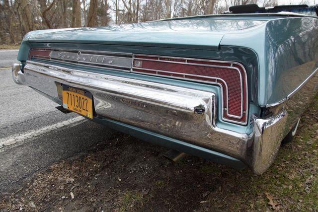 1968 Used Pontiac Bonneville For Sale At Webe Autos Serving Long