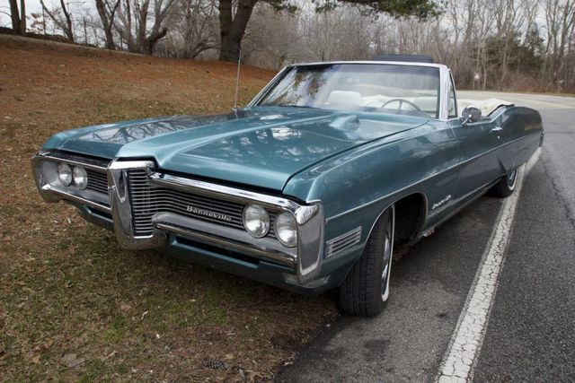 1968 Pontiac Bonneville For Sale - 14628988 - 3