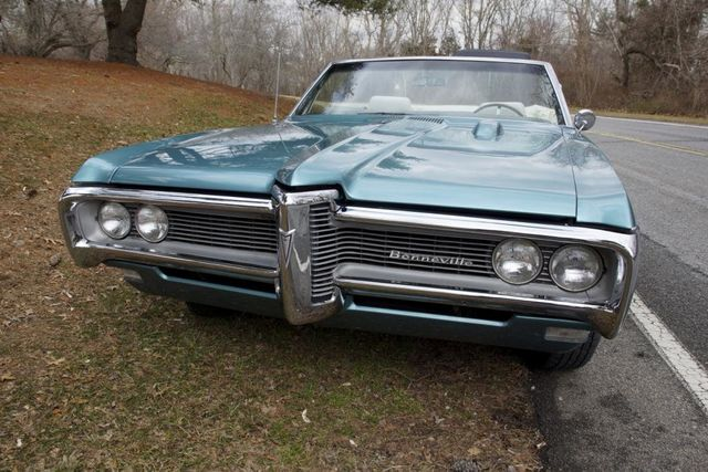 1968 Pontiac Bonneville For Sale - 14628988 - 4