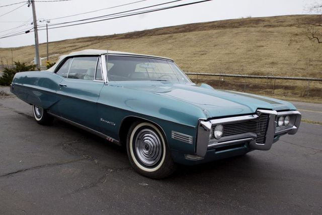 1968 Pontiac Bonneville For Sale - 14628988 - 6