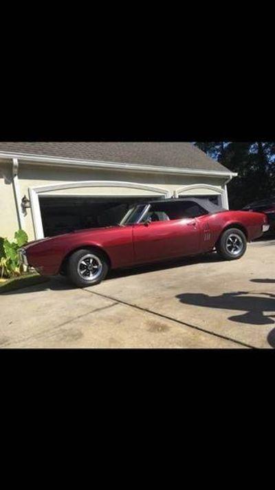 1968 Pontiac Firebird  Coupe