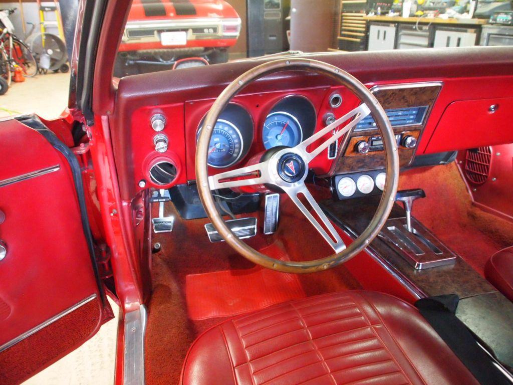 pontiac firebird steering column repair