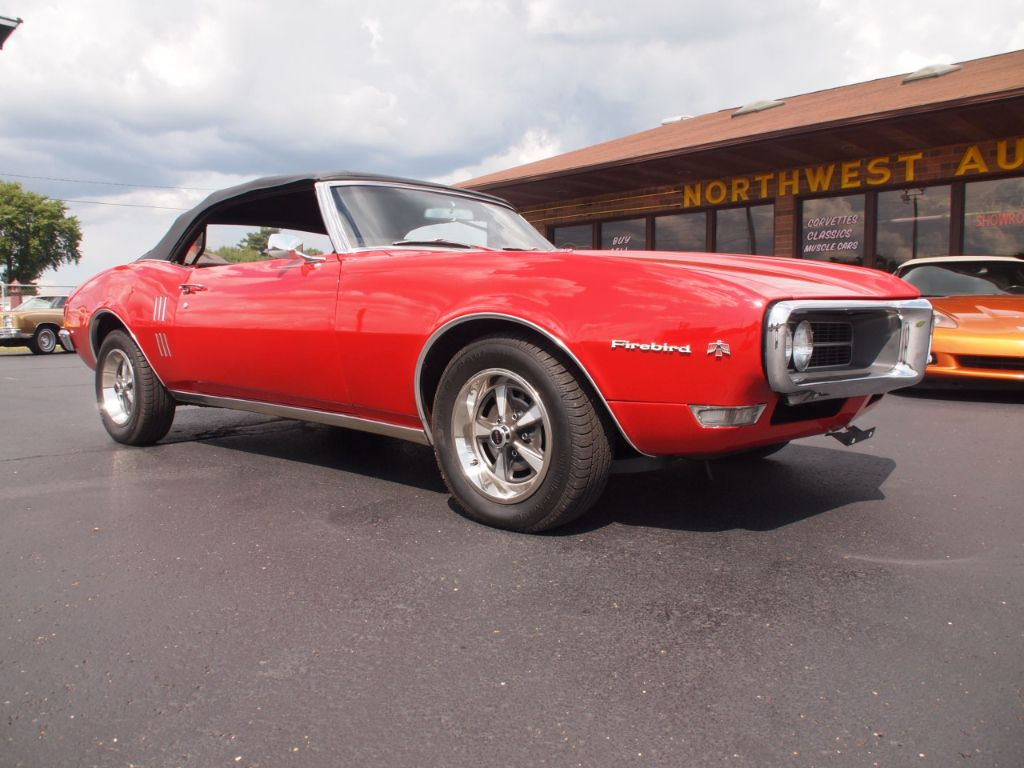 1968 used pontiac firebird convertible at webe autos serving long