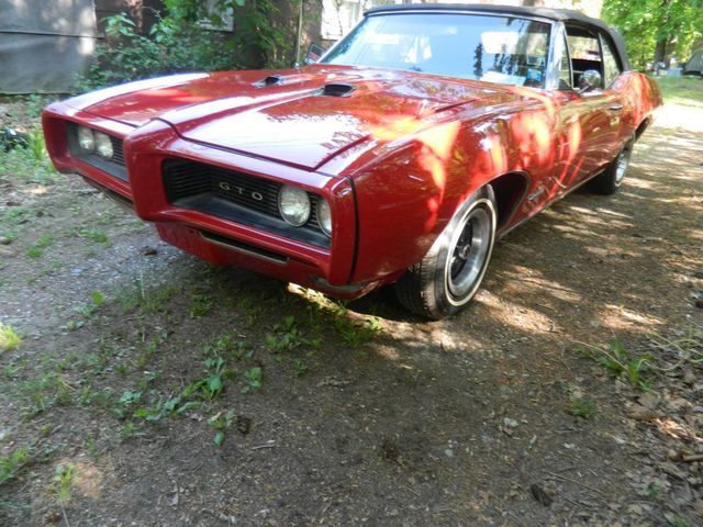 1968 Pontiac GTO For Sale - 12671026 - 10
