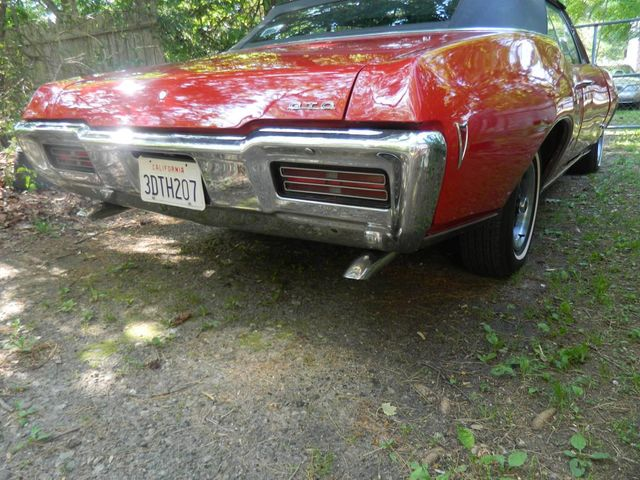 1968 Pontiac GTO For Sale - 12671026 - 12