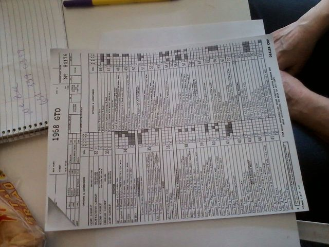 1968 Pontiac GTO For Sale - 12671026 - 19