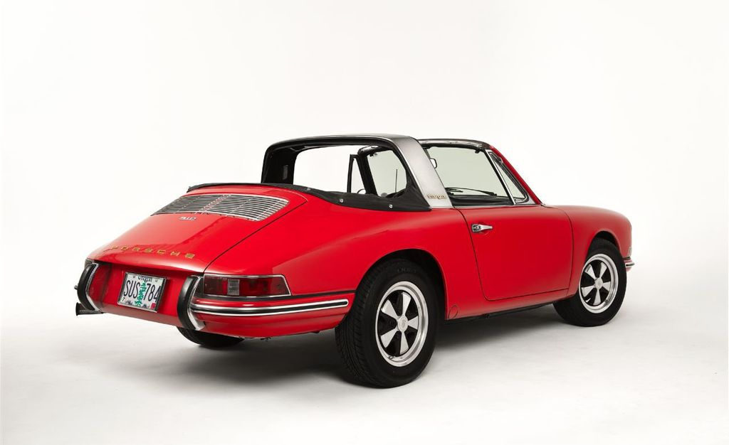 1968 Porsche 912 Targa Soft Window Super Rare Soft Window Targa! - 18042318 - 2