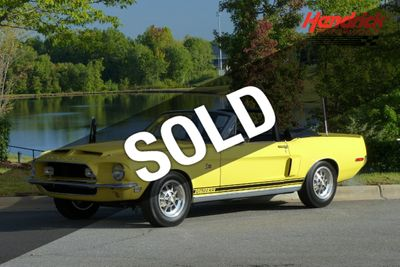 1968 Used Shelby Gt500 Kr The Definition Of American Muscle Cars 1968 Shelby Gt500 Kr At Hendrick Performance Serving Charlotte Nc Iid 20096830