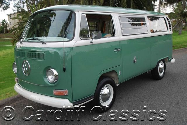 1968 Used Volkswagen Bus T2 At Cardiff Classics Serving Encinitas
