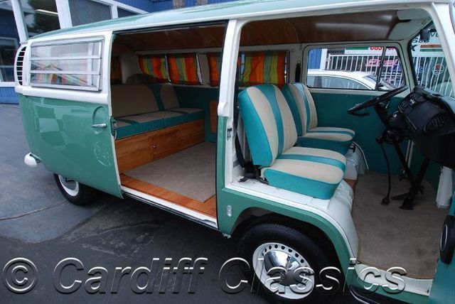 1968 Used Volkswagen Bus T2 at Cardiff Classics Serving ...