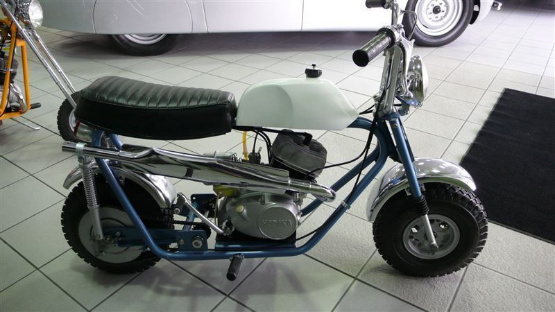 1969 BONANZA MINI BIKE RESTORED LIKE NEW - 7484214 - 1