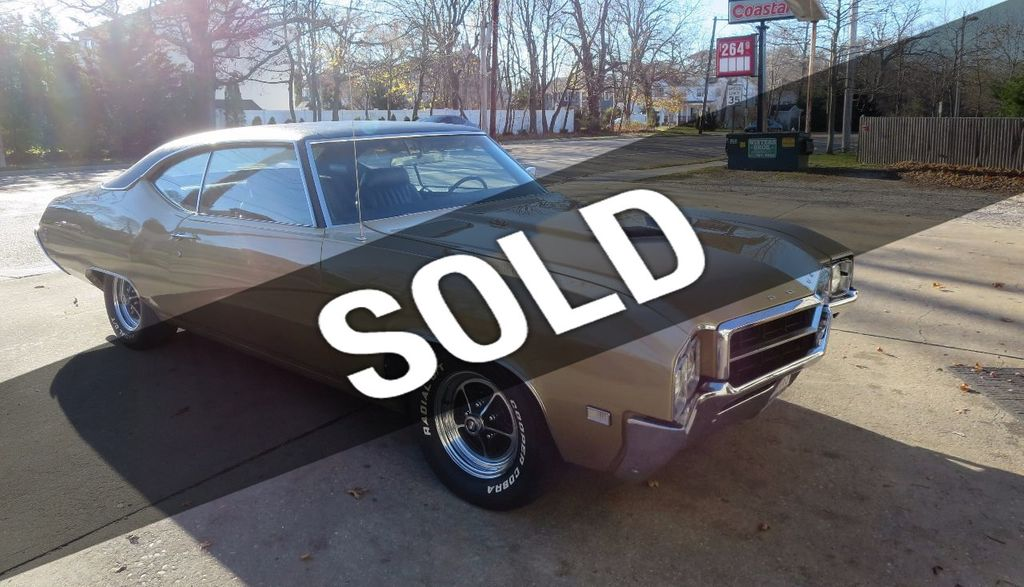 1969 Buick GRAND SPORT For Sale - 15792053 - 0