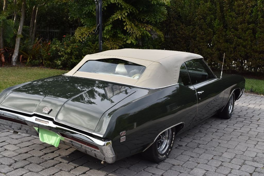 1969 Buick GS400 FACTORY STAGE 1 - 16135522 - 12