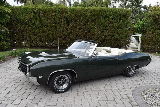 1969 Buick GS400 FACTORY STAGE 1 - Click to see full-size photo viewer