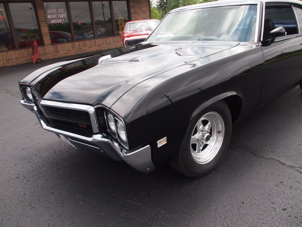 1969 Buick GS 400  - 17742624 - 10