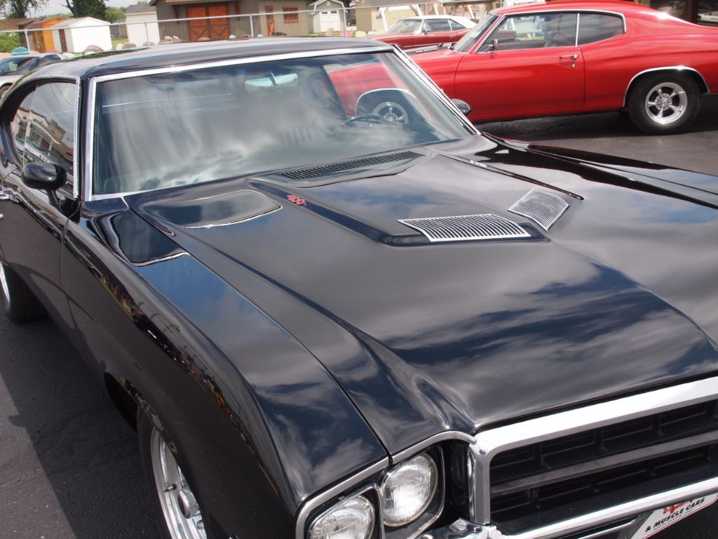 1969 Buick GS 400  - 17742624 - 49