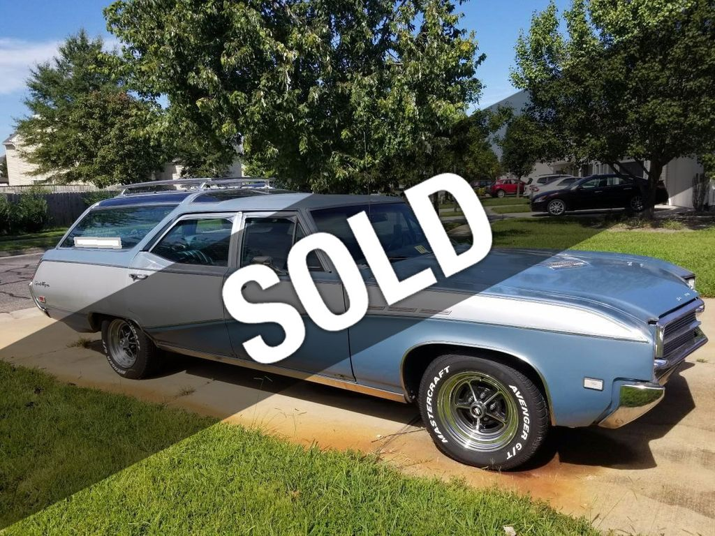 1969 Buick Sport Wagon For Sale - 17005257 - 0