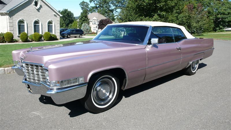 1969 Cadillac DEVILLE GORGEOUS Convertible for Sale in Ramsey, NJ on