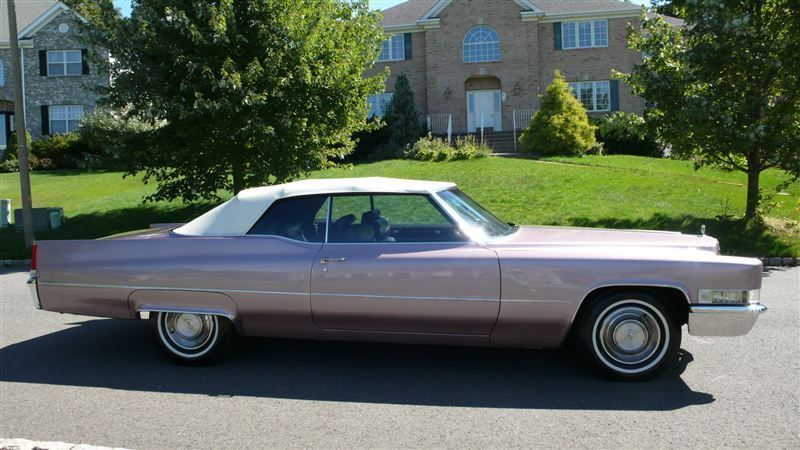 1969 Used Cadillac DEVILLE GORGEOUS at Find Great Cars Serving ...