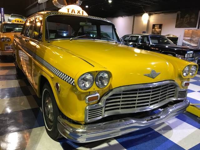 1969 Checker Marathon Cab