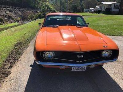 1969 Chevrolet Camaro  - Click to see full-size photo viewer