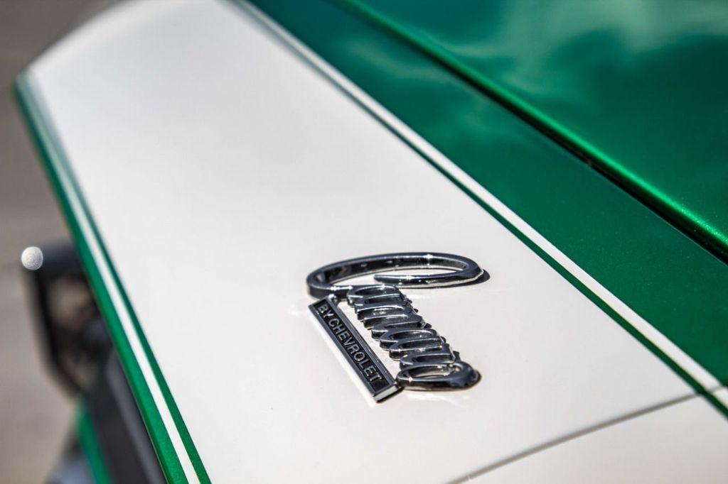 1969 Chevrolet Camaro  - 18335475 - 11