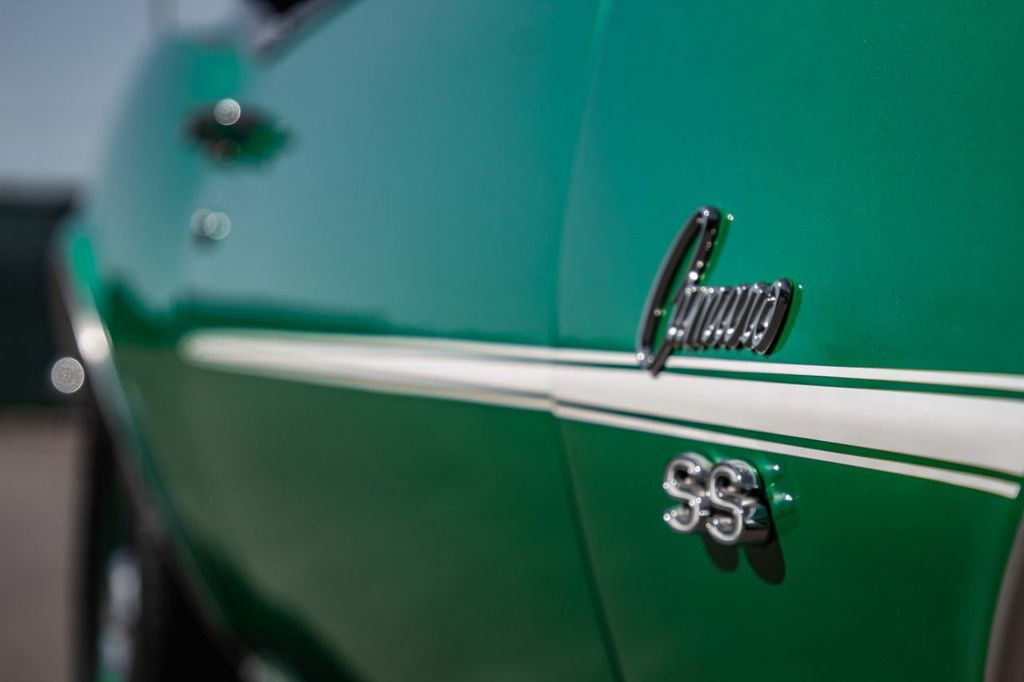 1969 Chevrolet Camaro  - 18335475 - 23