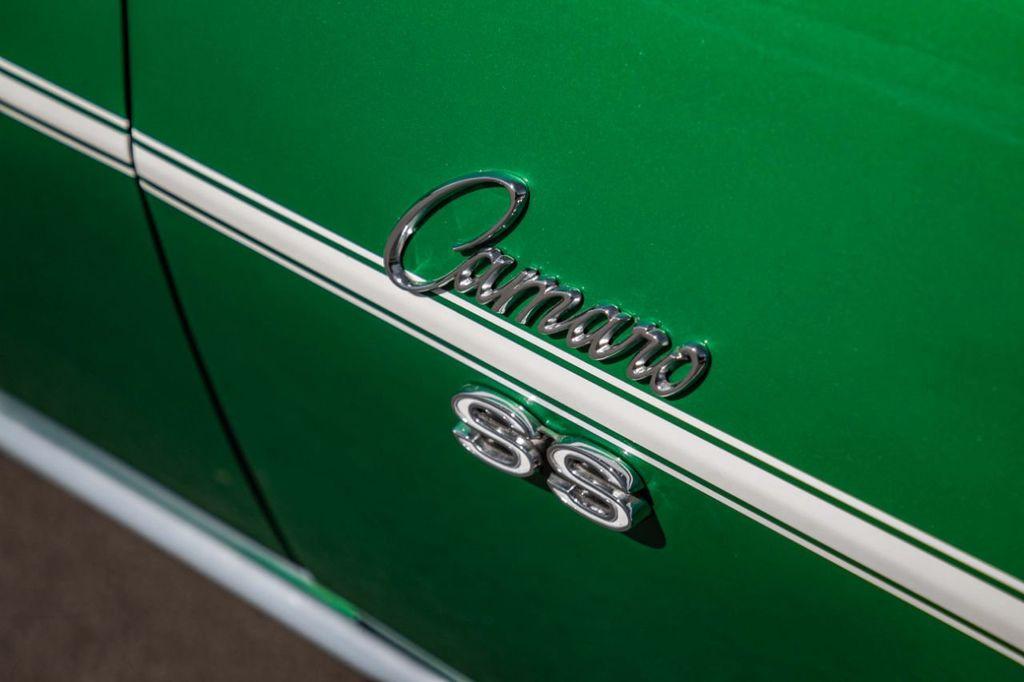 1969 Chevrolet Camaro  - 18335475 - 24
