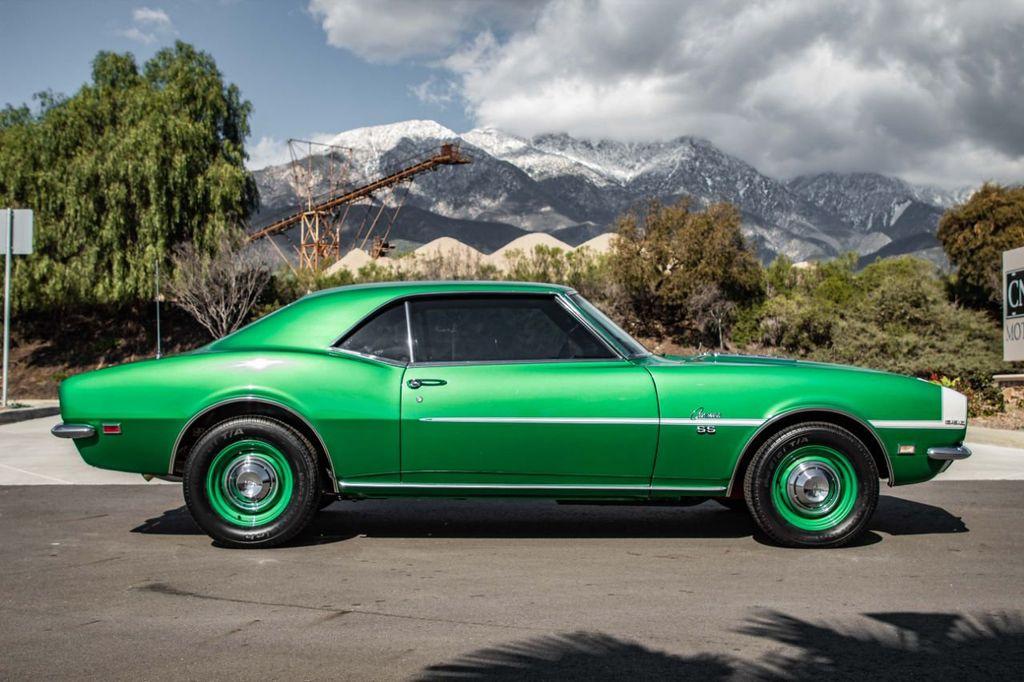 1969 Chevrolet Camaro  - 18335475 - 2