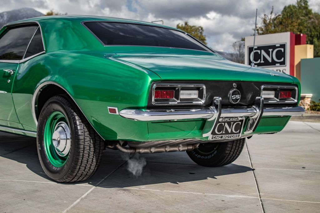 1969 Chevrolet Camaro  - 18335475 - 29