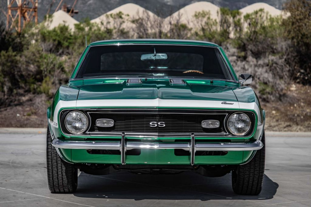 1969 Chevrolet Camaro  - 18335475 - 33